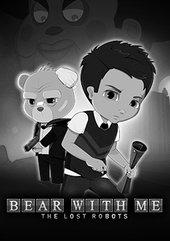 Bear With Me: The Lost Robots (PC) Klíč Steam