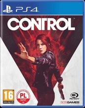 CONTROL (PS4) PL