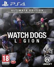 Watch Dogs: Legion Ultimate Edition (PS4) + BONUS!