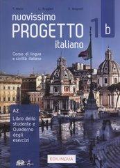 Nuovissimo Progetto italiano 1B Corso di lingua e civilta italiana + CD