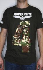 Koszulka z gry Sniper Elite 4 rozmiar XL