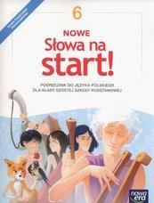 Nowe Słowa na start! 6 Podręcznik
