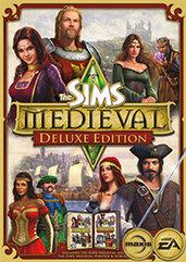 The Sims Średniowiecze Deluxe Pack (PC) klucz Origin