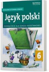 Język polski 6 Kształcenie kulturowo-literackie Podręcznik