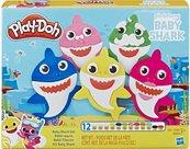 Cistolina Hasbro Play-Doh Zestaw Baby Shark
