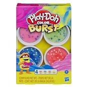 Ciastolina Play-Doh Wybuchowe Kolory 4-pak