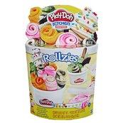 Ciastolina Play-doh Lody W Waflach Zestaw