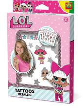L.O.L. Metaliczne tatuaże