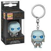 Funko Pop Keychain: GOT S10 - White Walker