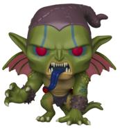 Funko POP Marvel Bobble: Spider-Man Animated - Green Goblin