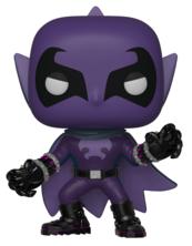 Funko POP Marvel Bobble: Spider-Man Animated - Prowler