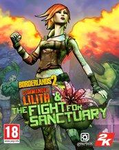 Borderlands 2: Commander Lilith & the Fight for Sanctuary (PC) Steam