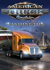 American Truck Simulator - Washington (PC) DIGITÁLIS (Steam kulcs)
