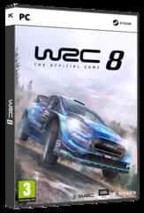 WRC 8 (PC) PL + BONUS!