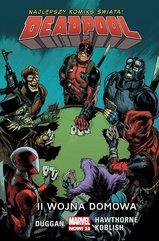 II wojna domowa Deadpool