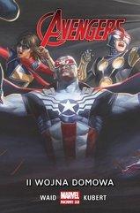 II wojna domowa Avengers