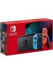 Konsola Nintendo Switch Red & Blue (Switch) - lepsza bateria!