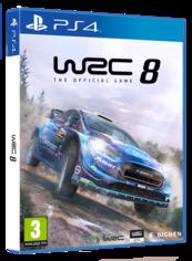 WRC 8 Edycja Kolekcjonerska (PS4)