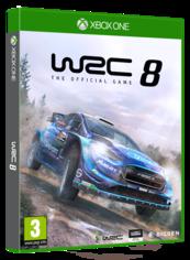 WRC 8 Edycja Kolekcjonerska (XOne)