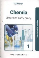 Chemia 1 Maturalne karty pracy Zakres rozszerzony