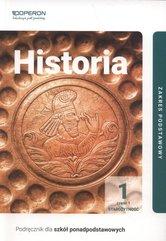 Historia 1 Podręcznik Część 1 Zakres podstawowy