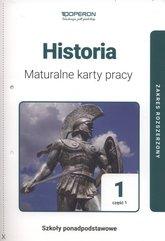 Historia 1 Maturalne karty pracy Część 1 Zakres rozszerzony