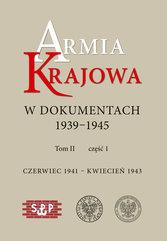 Armia Krajowa w dokumentach 1939-1945