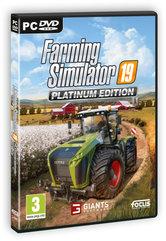 Farming Simulator 19 Edycja Platynowa (PC) PL