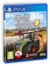 Farming Simulator 19 Edycja Platynowa (PS4) PL