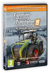 Farming Simulator 19 Dodatek Platynowy (PC) PL