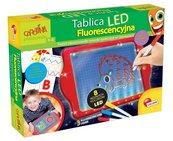Fluorescencyjna tablica LED