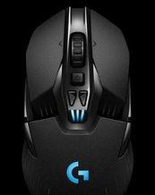 Mysz bezprzewodowa Logitech G900 Chaos Spectrum czarna