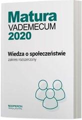 Matura 2020 Vademecum Wiedza o społeczeństwie Zakres rozszerzony