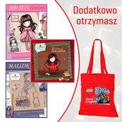 Pakiet książek: Mój styl Artbook, Moja księga sekretów + Gratis Maluję Artbook + Bonus