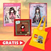 Pakiet książek: Moja księga sekretów + Jak we śnie + Mój styl Artbook + Bonus