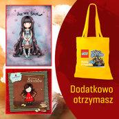 Pakiet książek: Jak we śnie + Moja księga sekretów + Bonus