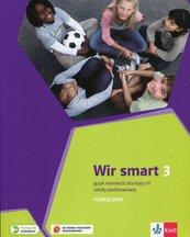 Wir smart 3 Język niemiecki dla klasy 6 Podręcznik z płytą CD