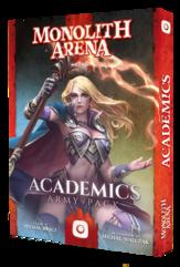 Monolith Arena: Akademicy PL/ENG (Gra Planszowa)