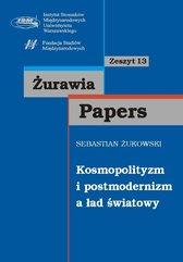 Kosmopolityzm i postmodernizm a ład światowy zeszyt 13