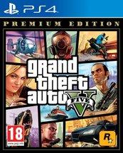 Grand Theft Auto V Premium Edition (PS4) PL