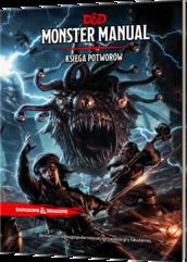 Dungeons & Dragons: Monster Manual PL (Księga potworów) (Podręcznik)