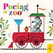 Czytanki - układanki Pociąg w zoo