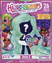 Hairdorables Zestaw kreatywny z laleczką Seria 2