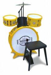 Perkusja 4 elementowa ze stołkiem