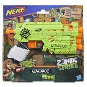 Hasbro Nerf Zombie Strike - Wyrzutnia Quadrot