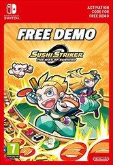 Sushi Striker: The Way of Sushido (Switch) DIGITAL DEMO