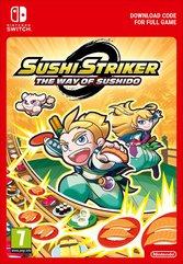 Sushi Striker: The Way of Sushido (Switch DIGITAL)