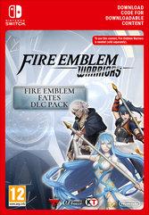 Fire Emblem Warriors Fates Pack DLC (Switch DIGITAL)