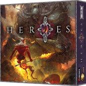 Herosi (edycja angielska) (Gra Planszowa)