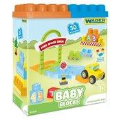 Baby Blocks 30 sztuk